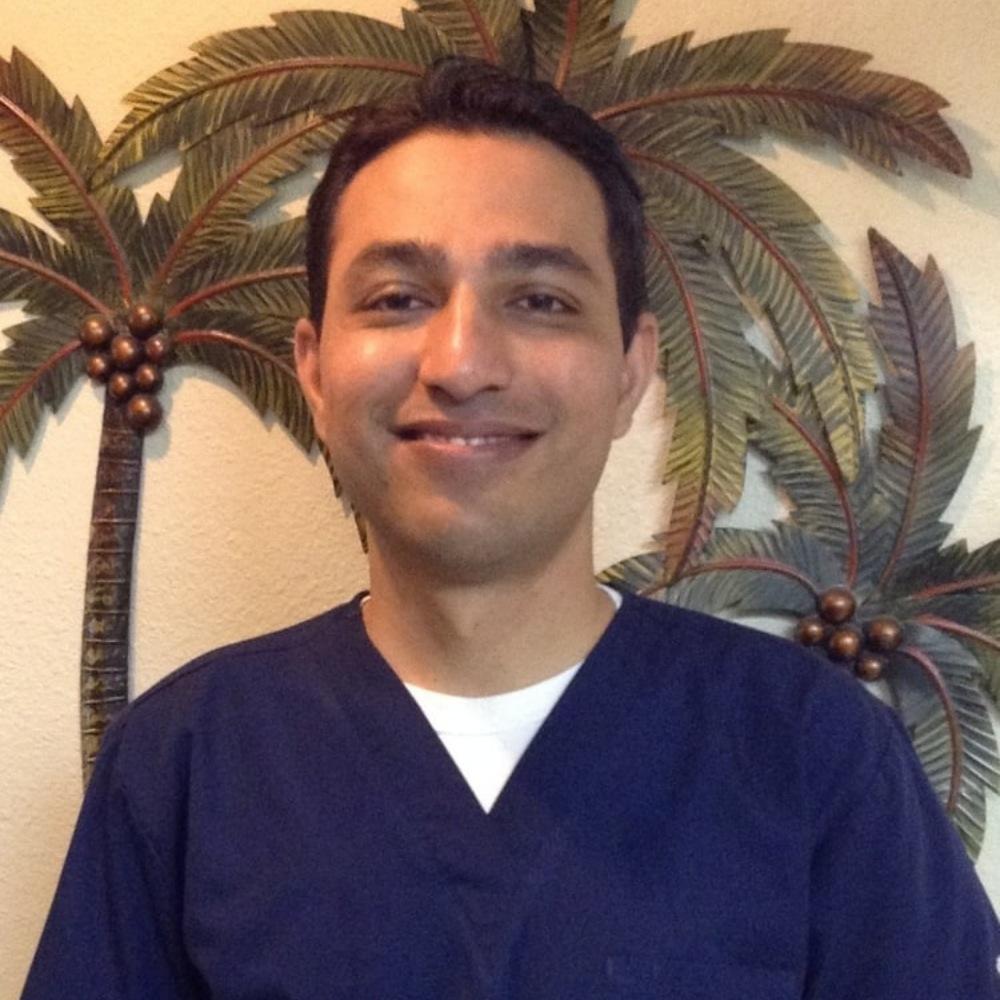 Dr. Purav Desai